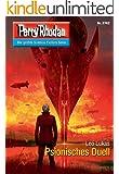 Perry Rhodan 2742: Psionisches Duell (Heftroman): Perry Rhodan-Zyklus