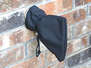 Outdoor Faucet Covers 9 X 8 Black