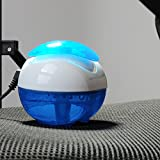 Crazy Genie USB Mini Air Purifier Moistener Fresh Diffuser Waterfall Fragrance Naturally Humidifier Multi-Purification Filters For Home Office