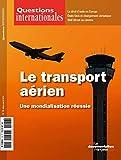 Le transport aérien,