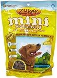 Zukes Mini Naturals Dog Treats Peanut Butter - 16 oz