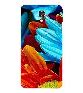 EPICCASE 3d petals Mobile Back Case Cover For LG X Power (Designer Case)
