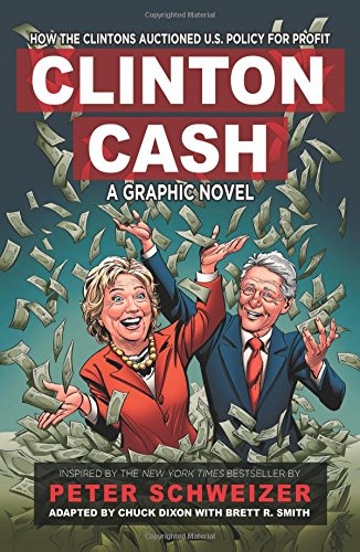 Clinton Cash: A Graphic Novel
