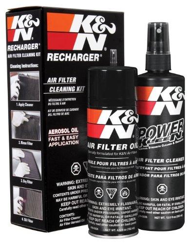 K&N Aerosol Recharger Filter Care Service