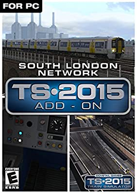 South London Network Route Add-On [Online Game Code]