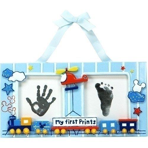 Disney Baby's First Prints Kit - Boy
