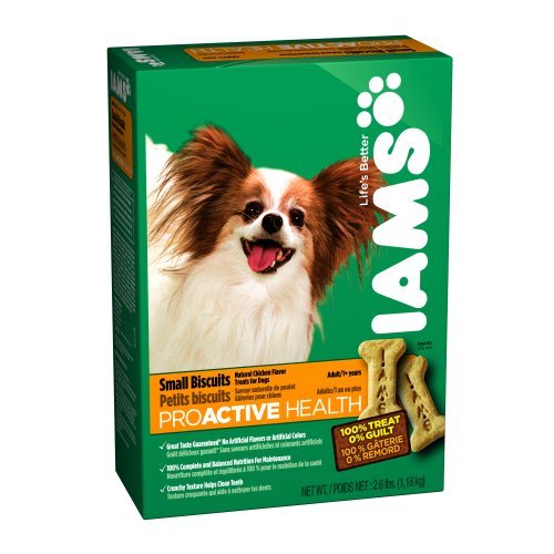 Iams Proactive Health Small Biscuits Adult Dog,