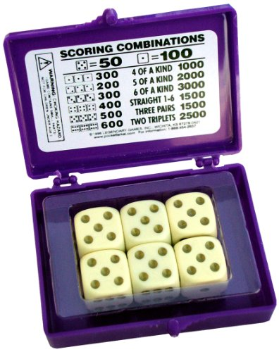 CO-Purple Flat Pack Game, Purple - 1