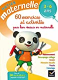 img - for 60 exercices et activit s pour bien r ussir en maternelle book / textbook / text book