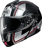 ショウエイ(SHOEI) バイクヘルメット システムNEOTEC(ネオテック) IMMINENT(イミネント) TC-5 シルバー/ブラック L
