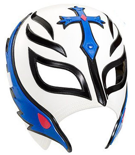 how to draw rey mysterio mask