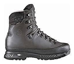 HANWAG Mens Trekking Shoes Alaska GTX asche (Size: 43) half boots