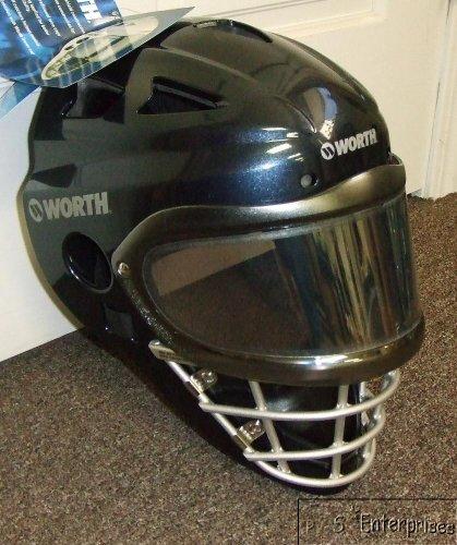 Worth WCHSH baseball catchers gear helmet mask NEW Navy