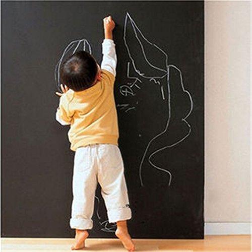 45x200cm-Chalk-Board-Blackboard-Stickers-Removable-Vinyl-Draw-Decor-Mural-Decals-Art-Chalkboard-Wall-Sticker-For-Kids-Rooms