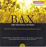 Bax: Orchestral Works, Vol. 1: Violin Concerto / Cello Concerto