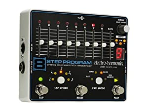 Electro-Harmonix 8 Step Program Demo