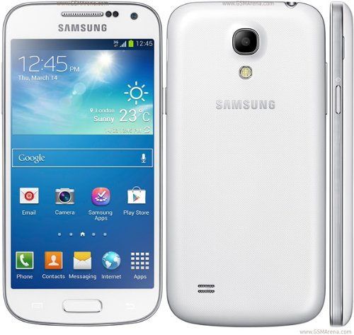 Samsung Factory Unlocked Galaxy S4 mini GT-i9190 3G 8GB International Version White (Samsung Galaxy S4 Mini 3g compare prices)
