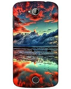 MobileGabbar Acer Liquid Z530 Back Cover Designer Hard Case