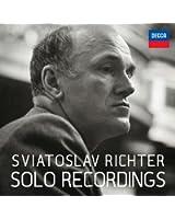 Sviatoslav Richter: Solo Recordings