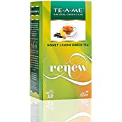 TE-A-ME Honey Lemon Green Tea Pack Of 25 Tea Bags