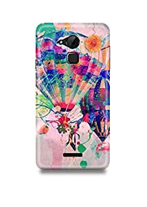 Abstract Hot Air Balloon Coolpad Note 3 Case