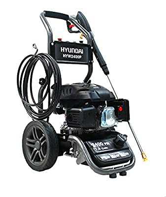 Hyundai HYW2400P 6hp 169bar 2465psi Petrol Pressure Washer