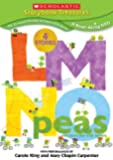 LMNOPeas and more fun with letters