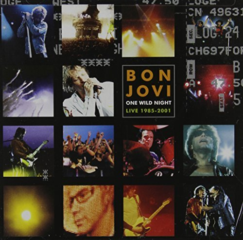 Bon Jovi - One Wild Night - Live 1985-2001 By Bon Jovi (2001-08-02) - Zortam Music