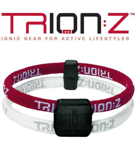 Men's Trion:Z Dual Loop Magnetic/Ion Bracelet