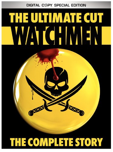 Cover art for  Watchmen: The Ultimate Cut