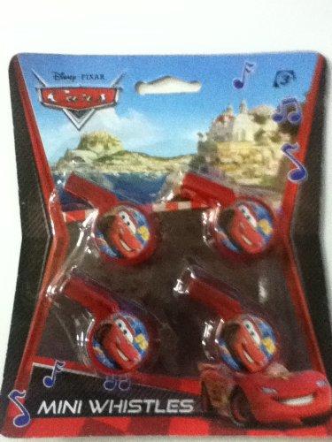 Disney Cars Mini Whistles