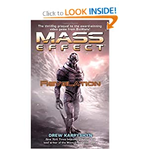Mass Effect: Revelation Drew Karpyshyn