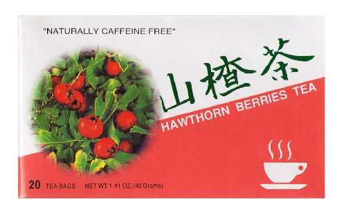 Hawthorn Berries Tea, 20 Teabags
