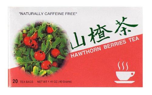 Hawthorn Berries Tea, 20 Teabags