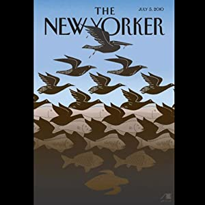 The New Yorker, July 5th, 2010 (Charlayne Hunter-Gault, Tad Friend, Sasha Frere-Jones) Periodical