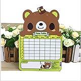 可愛い 動物 カレンダー メモ書き 出来ちゃう 【vegonia】