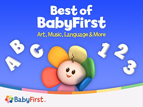 Best of BabyFirst Art Music Language And More - Season 1