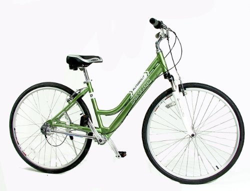Dynamic Hybrid Bicycle - Chainless Fitness Bike