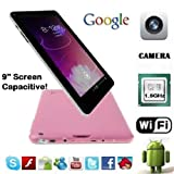 Afunta 92 Google Android 40 Tablet Dual Camera Capacitive Touch Screen G-sen