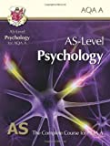 CGP Books AS Level Psychology for AQA A: Student Book