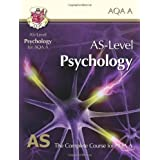 AS Level Psychology for AQA A: Student Bookby CGP Books