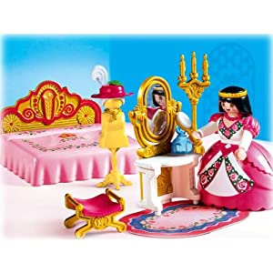 Playmobil 4253 Royal Bedroom Toys Games
