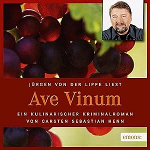 Ave Vinum (Julius Eichendorff 7) Hörbuch
