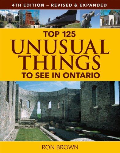 Top 125 ungewöhnliche Dinge zu sehen in Ontario
