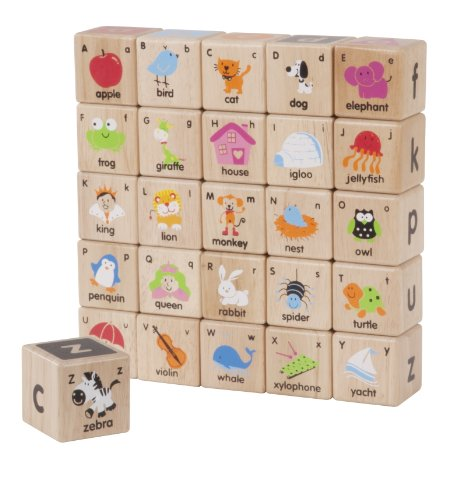 Wonder ABC Blocks - 1