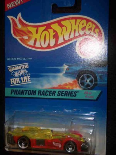 Phantom Racer Series #4 Road Rocket 3-Spoke #532 Mint - 1
