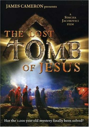 Cover art for  The Lost Tomb of Jesus