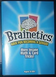 Brainetics - Insane Math & Card Tricks! - BONUS DVD