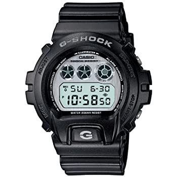 G-Shock Vintage Metal 6900 Watch - Black [Watch] Casio