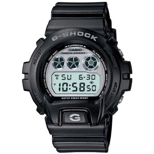 G-Shock Vintage Metal 6900 Watch - Black [Watch] Casio 0